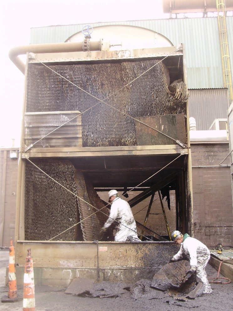 Loss Of Use Coverage >> OBR Cooling Towers Inc. | Steel Component Repair and Corrosion Protection
